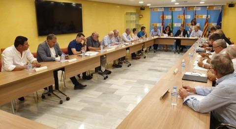 Junta Gobierno CHS informa favorablemente prórroga decreto Sequía