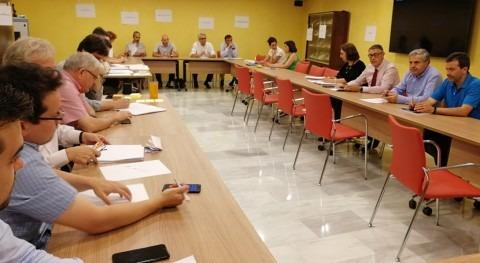 CHS analiza posibles aportaciones al Libro Verde Gobernanza Agua