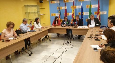 Concedidos 11 hectómetros desaladora Águilas regadío Valle Guadalentín