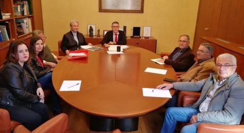 CHS plantea alternativas evitar inundaciones campo Lorca
