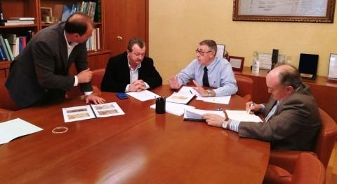 CHS se compromete agilizar permisos adecuar ramblas Nogalte y Pinar