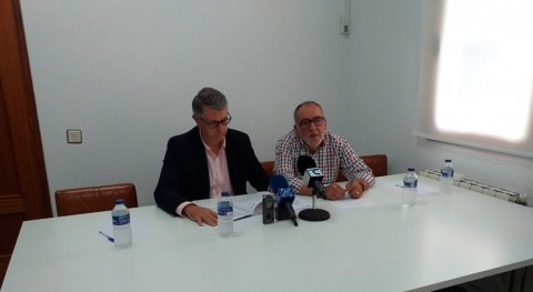 CHS entrega comunidad regantes Argos consolidación perímetro riego