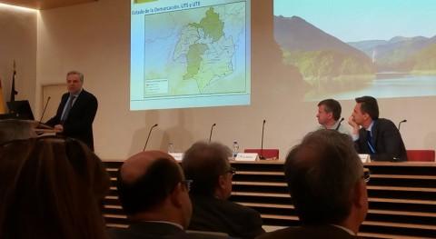 """CHS expone experiencia gestión sequías jornadas """" retos agua España"""""""