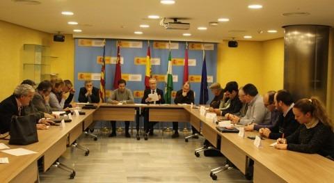 CHS escucha contribuciones sector agrario Pacto Nacional Agua