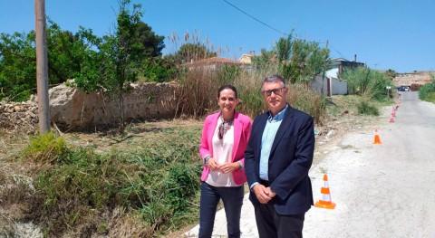 presidente CHS mantiene reunión trabajo alcaldesa Archena