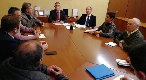 CHS se reúne alcaldesa Beniel y Asaja analizar consecuencias DANA