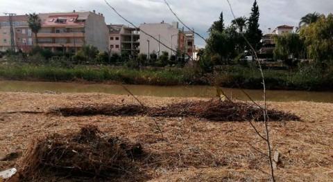 CHS continúa obras urgentes DANA municipios Lorquí, Archena y Ulea