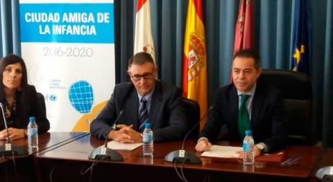 CHS y Lorquí firman acuerdo recuperar bosque ribera cauce río Segura