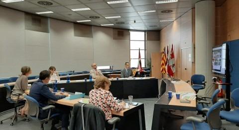 Junta Gobierno trata transferencia agua abastecimiento Santander y comarcas