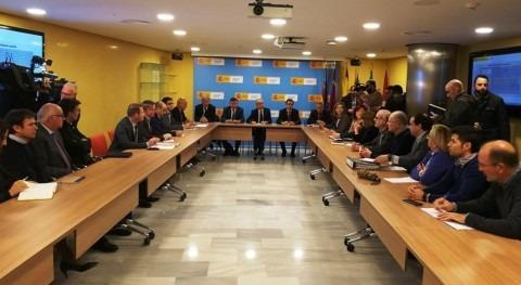 CHS coordina ayuntamientos más 20.000 habitantes acciones frente sequía