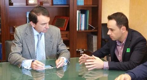 Confederación Tajo estudia mejora depuración Cabanillas Campo