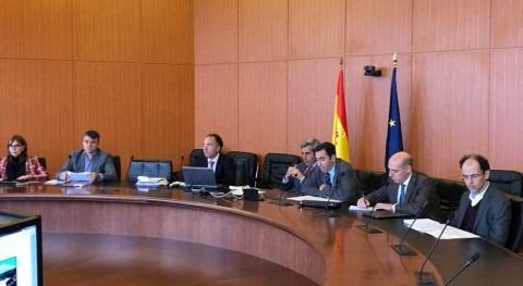 CHT celebra primera Comisión Desembalse nuevo año hidrológico 2018-2019