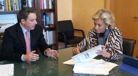 CHT y Extremadura se reúnen tratar asuntos que afectan al territorio cuenca Tajo