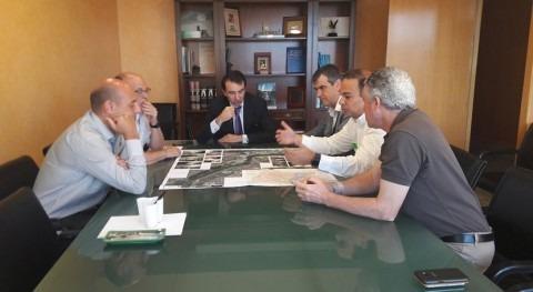 Confederación Tajo estudia acondicionamiento río Henares paso Guadalajara