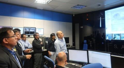 Bolivia toma como referencia gestión seguridad presas CHT