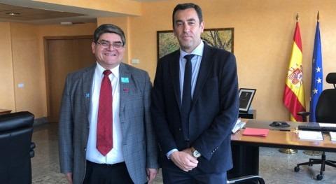 Comisión Nacional Riego Chile y CHT comparten experiencias gestión agua