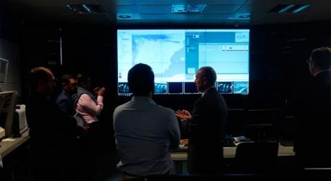 CHT recibe visita especialistas hidrología Latinoamérica conocer SAIH