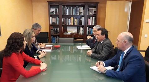 gestión agua y DPH Toledo, centra última reunión Confederación Tajo