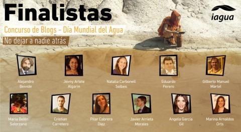 Concurso Blogs Día Mundial Agua: Estos son 11 post que optan al Premio Jurado