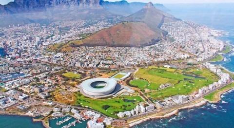 Ciudad Cabo, punto cerrar grifo