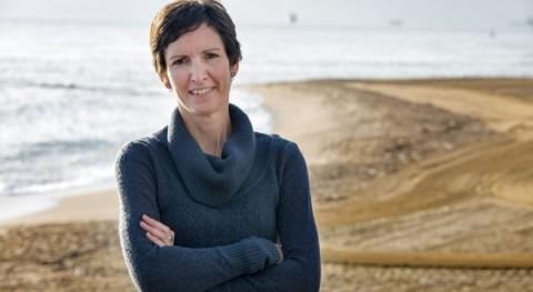 """Clara Rovira: """"Son escasos ejemplos uso tecnología mejorar gestión playas"""""""