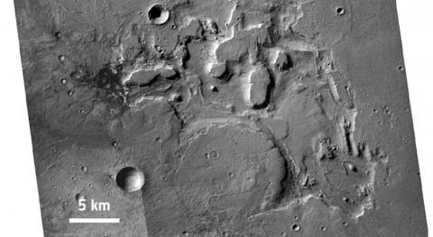 Nuevas evidencias clima húmedo y cálido joven Marte