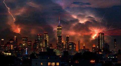 cambio climático puede hacer que clima verano sea más tormentoso