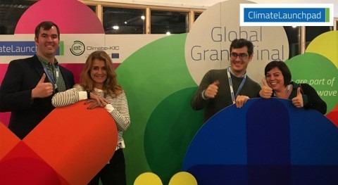 BioForward participa final internacional ClimateLaunchpad