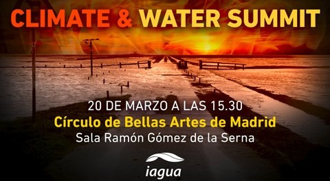 Climate & Water Summit 2018: ¡No te quedes sin tu plaza!