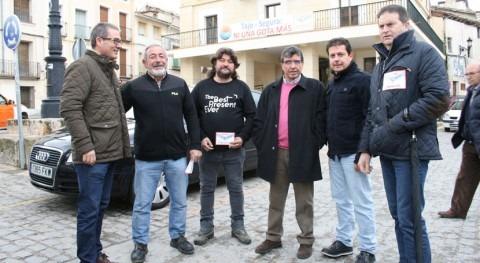 Castilla- Mancha muestra apoyo municipios ribereños que defienden embalses