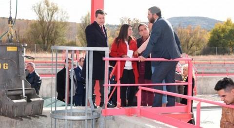 Castilla- Mancha seguirá aumentando número depuradoras manera sostenible