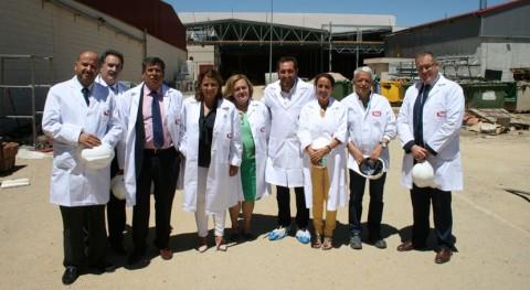 Castilla- Mancha vincula crecimiento empresas al abastecimiento agua mismas