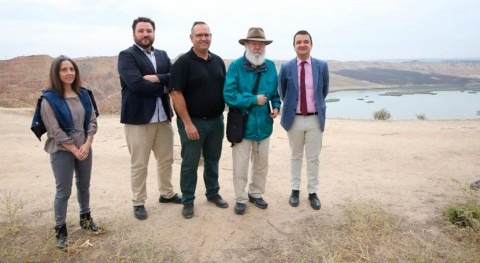 """Castilla- Mancha reclama preservación caudal ecológico Tajo """" Barrancas"""""""