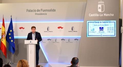 Castilla- Mancha recurrirá nuevo trasvase regantes Estremera y Levante español