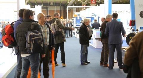 SMAGUA 2017 obtiene apoyo sector, confirmando papel referente mercado español