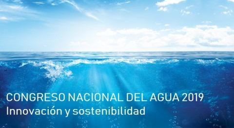 Congreso Nacional Agua 2019: innovación y sostenibilidad
