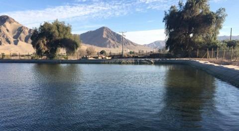 Chile entrega bonificaciones regantes Atacama desarrollar obras riego