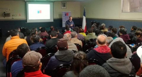 Chile capacita agricultores Quillota interesados incorporar nuevas tecnologías riego