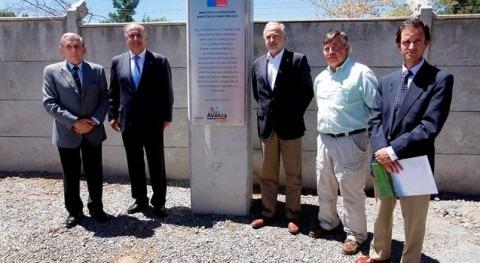 traspaso Canal Pencahue beneficiará agricultores y regantes región Maule