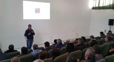 Chile presenta avances estudio que aborda derechos agua Río Huasco