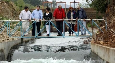 tercio recursos nacionales otorgados Ley Fomento al Riego irán Región Maule
