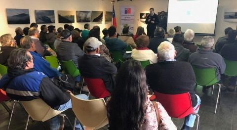 Chile lanza programa fortalecer capacidades gestión recursos hídricos