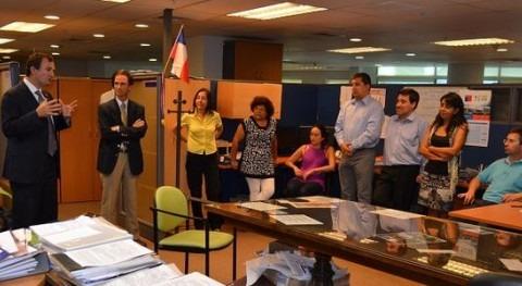 trabajo CNR contribuye poner tema agua como elemento principal Chile
