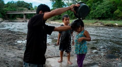 """"""" Salvador, se ha dado prioridad al agua uso industrial frente al consumo humano"""""""