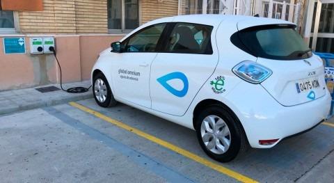 Global Omnium apuesta vehículos ecológicos flota reducir impacto ambiental