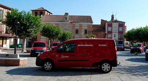 nuevo vehículo eléctrico se incorpora al Servicio Aguas Toro, Zamora
