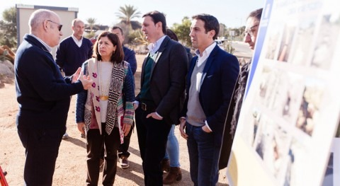 colector casi 2.500 metros garantiza saneamiento franja costera Mojácar