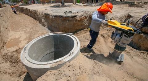 Gobierno Perú inicia rehabilitación colectores zonas críticas Piura