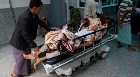 Ascienden 500.000 casos cólera Yemen