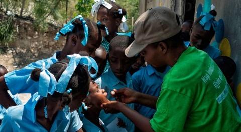 ONU prepara medidas responder al brote cólera Haití